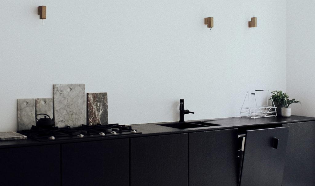 Blackitchen - Zwart granieten werkblad prijs ...